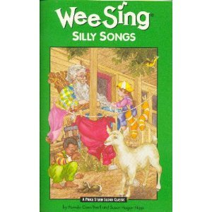 Wee Sing Silly Songs (Book Only)