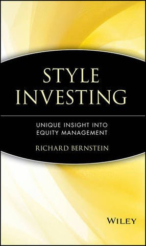 Style Investing: Unique Insight Into Equity Management
