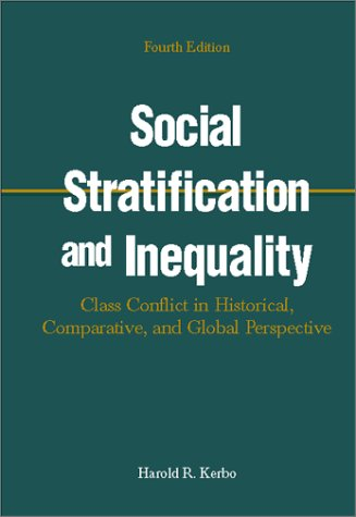 Social Stratification and Inequality