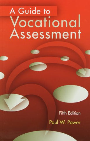 A Guide To Vocational Assessment [With Cdrom]