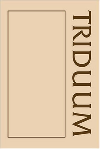 Triduum Sourcebook (Sourcebook Series) (Sourcebook Series (Liturgy Training Publications (Firm)).)