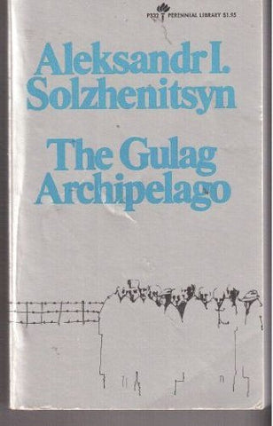 The Gulag Archipelago 1918-1956: An Experiment in Literary Investigation, Parts I-II (English and Russian Edition)