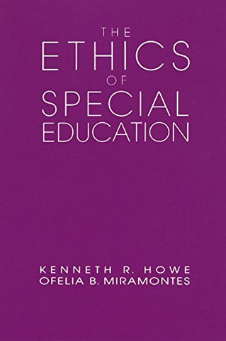Ethics of Special Education (Professional Ethics in Education Series)