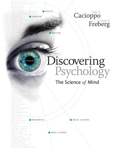 Cengage Advantage Books: Discovering Psychology: The Science Of Mind