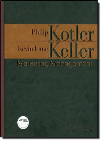 Marketing Management (13Th Edition)