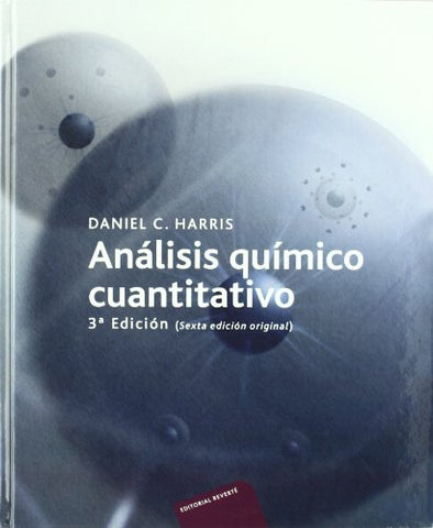 Analisis quimico cuantitativo/Quantative Chemistry Analysis (Spanish Edition)