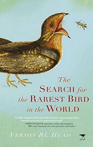 Search for the Rarest Bird in the World