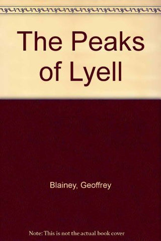 The Peaks of Lyell