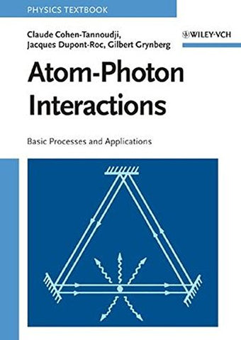 Atom-Photon Interactions: Basic Processes and Applications