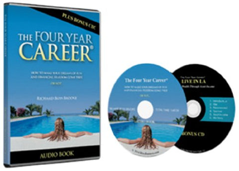 The Four Year Career Audio Book