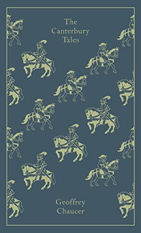 The Canterbury Tales (A Penguin Classics Hardcover)