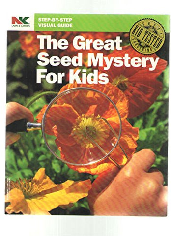 The Great Seed Mystery for Kids (Step-By-Step Visual Guide)