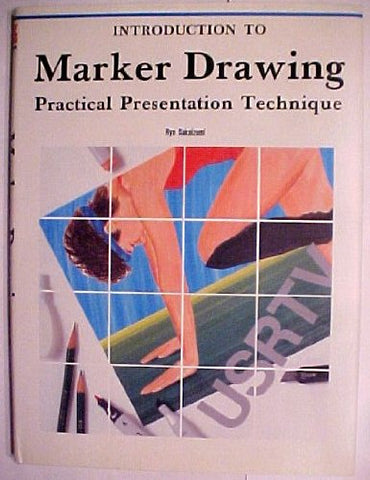 Marker Drawing: Practical Presentation Technique (Easy Start Guides)