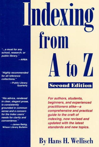 Indexing from A to Z, 2nd Edition: 0