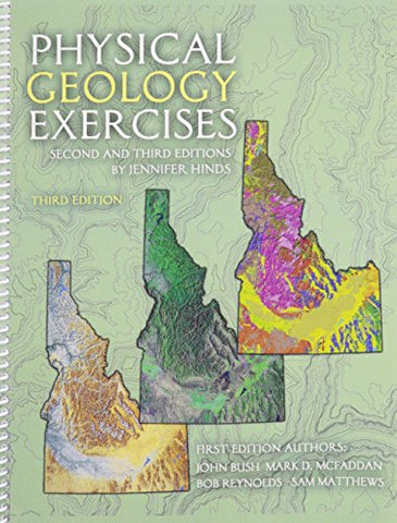 Physical Geology Exercises