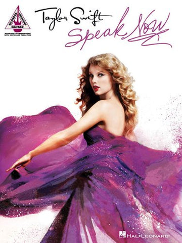 Taylor Swift - Speak Now (Guitar Recorded Versions)