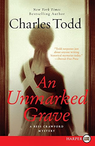 Unmarked Grave LP, An: A Bess Crawford Mystery (Bess Crawford Mysteries)