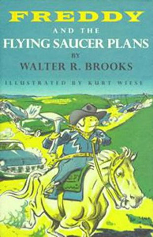 Freddy and the Flying Saucer Plans (Freddy Books)