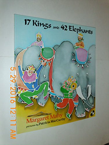17 Kings And 42 Elephants (Pied Piper Paperback)