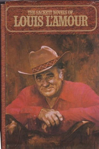 The Sackett novels of Louis L'Amour, 4 Vol. Set