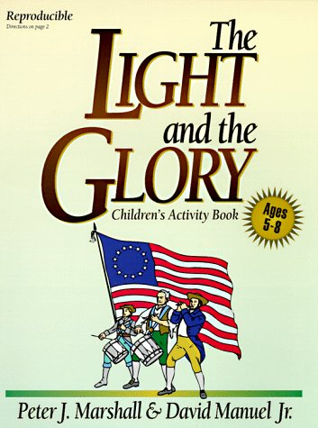 The Light and the Glory : Children's Activity Book
