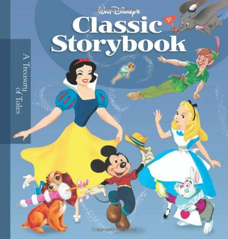 Walt Disney's Classic Storybook (Storybook Collection)