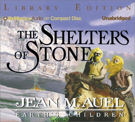 The Shelters of Stone (Earth's Children Series)