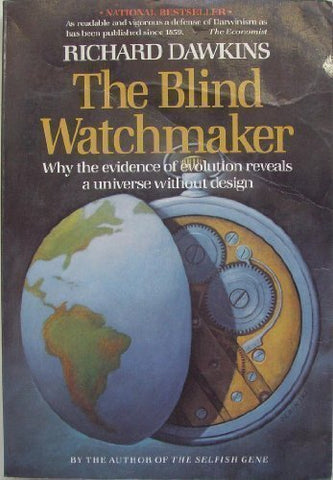 Blind Watchmaker Why the Evidence