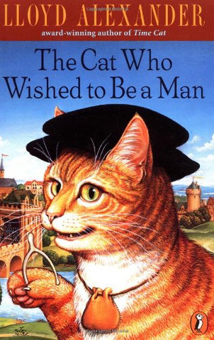 The Cat Who Wished to Be a Man (Anytime Book)