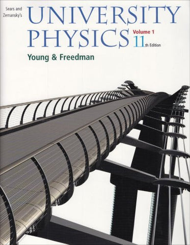 University Physics (Volume 1)