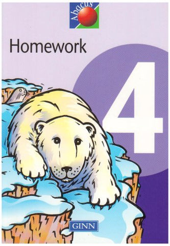 1999 Abacus Year 4/P5: Homework Book (NEW ABACUS (1999))