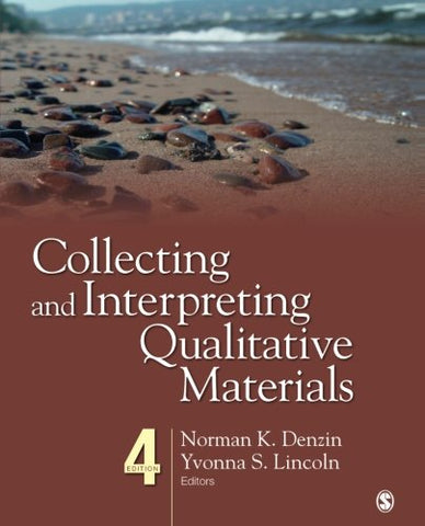 Collecting and Interpreting Qualitative Materials (Volume 4)