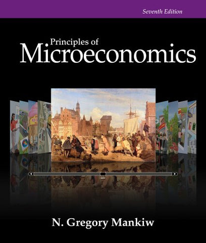 Bundle: Principles Of Microeconomics, 7Th + Mindtap Economics, 1 Term (6 Months) Printed Access Card