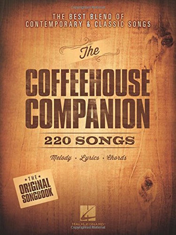 The Coffeehouse Companion: The Best Blend of Contemporary & Classic Songs