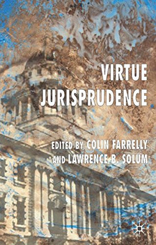 Virtue Jurisprudence