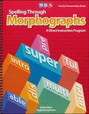 Teacher's Guide Spelling Through Morphographs