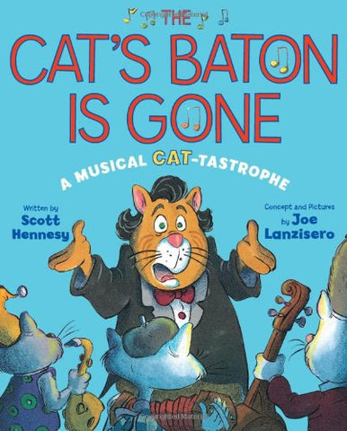 The Cat's Baton Is Gone: A Musical Cat-tastrophe