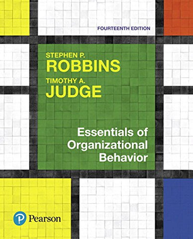 Essentials Of Organizational Behavior, Student Value Edition Plus Mylab Management With Pearson Etext -- Access Card Package (14Th Edition)