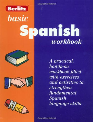Berlitz Basic Spanish Workbook: Level One (Workbook Series , Level 1) (Spanish Edition)
