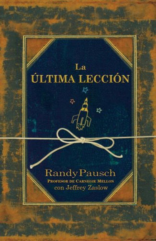 La ltima leccin + DVD (Spanish Edition)