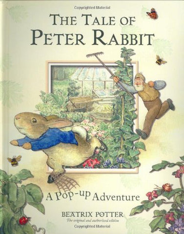 The Tale of Peter Rabbit: A Pop-up Adventure