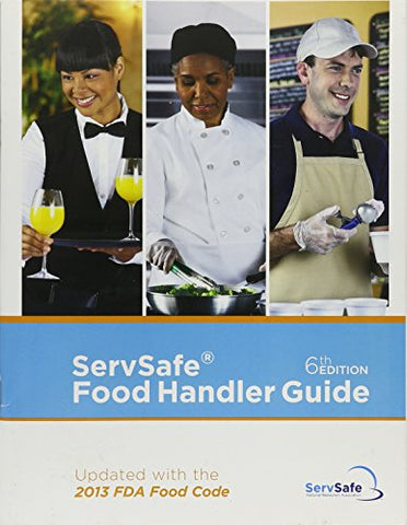 Servsafe Food Handler Guide -- Update --Single Copy