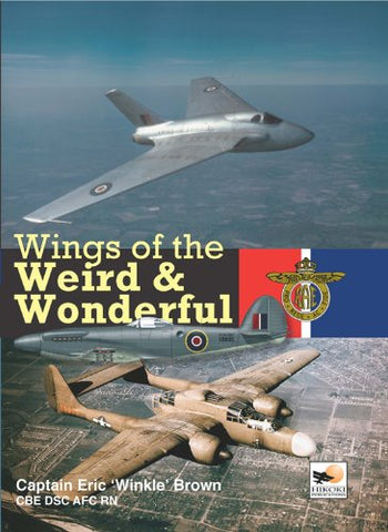 Wings of the Weird & Wonderful