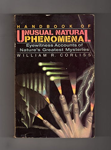 Handbook of Unusual Natural Phenomena