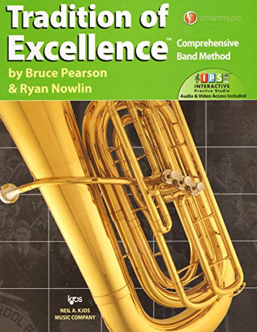 W63BS - Tradition of Excellence Book 3 - Tuba