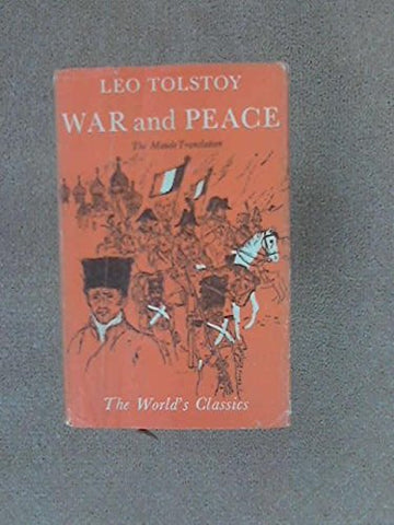 War and Peace (3 Volumes in 1) (World's Classics)