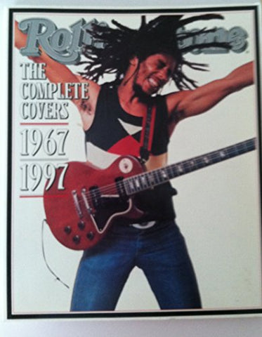Rolling Stone: The Complete Covers, 1967-1997