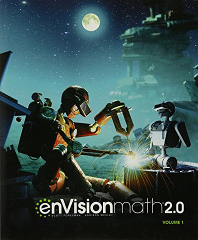Envision Math 2.0 Student Edition Grade 7 Volume 1 Copyright 2017