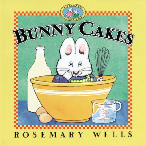 Bunny Cakes (Max and Ruby)