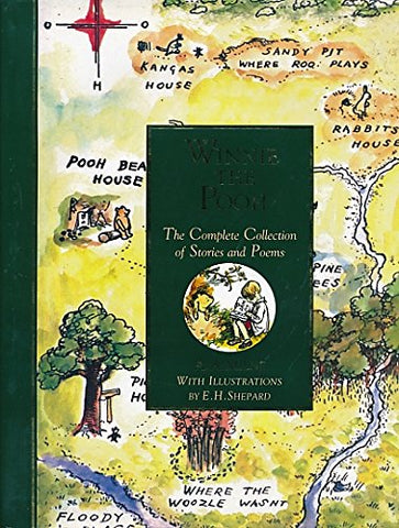 WINNIE THE POOH: COMPLETE COLLECTION - WINNIE THE POOH, HOUSE AT POOH CORNER, WHEN WE WERE VERY YOUNG, NOW WE ARE SIX